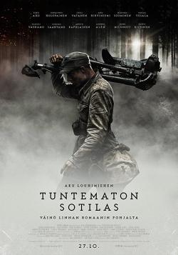 Tuntematon sotilas,无名战士(1080P)