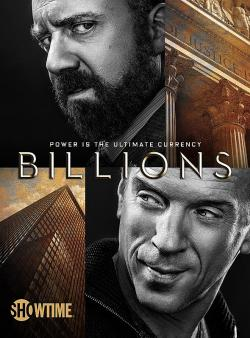 Billions S01,美剧《亿万》第一季12集全集(1080P)