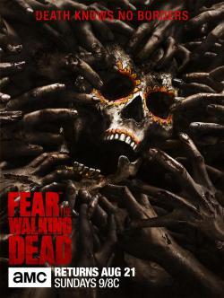 Fear the Walking Dead Season 2,美剧《行尸之惧》第二季15集全集(1080P)