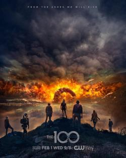 The 100 Season 4,美剧《地球百子》第四季13集全集(720P)
