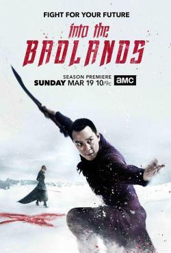 Into the Badlands Season 2,美剧《荒原》第二季10集全集(1080P)