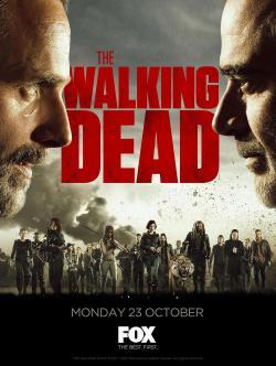 The Walking Dead Season 8,美剧《行尸走肉》第八季16集全集(720P)