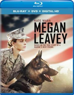 Megan Leavey,战犬瑞克斯,Leavey,梅根·利维,梅根李维(蓝光原版)