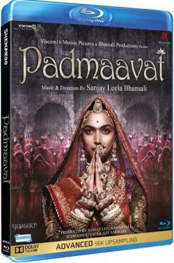 Padmaavat,帕德玛瓦蒂王后(蓝光原版)