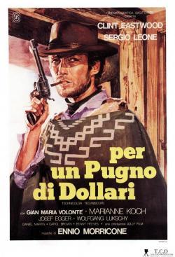 A Fistful of Dollars,荒野大镖客,独行侠连环夺命枪(蓝光原版)