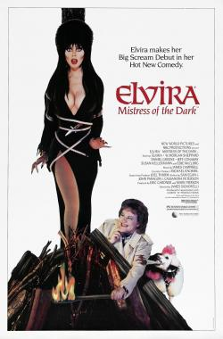Elvira, Mistress of the Dark,销魂天师,义胆游龙,艾维拉惊魂(蓝光原版)