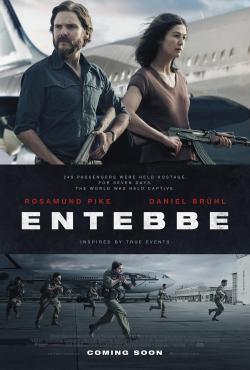 Entebbe,火狐一号出击(蓝光原版)