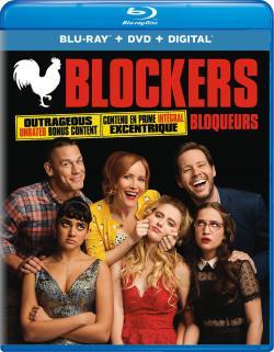 Blockers,护航父母,围鸡总动员,反啪啪同盟(蓝光原版)