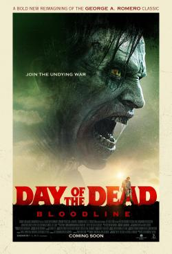 Day of the Dead: Bloodline,丧尸出笼:血脉(1080P)