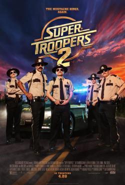 Super Troopers 2,超级骑警2,乌龙巡警2(蓝光原版)