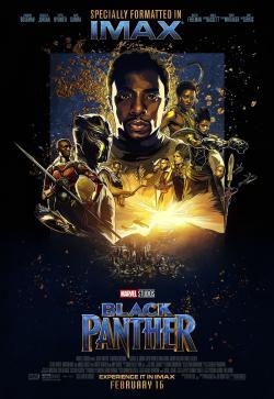 Black Panther,黑豹[3D版](蓝光原版)