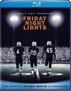 Friday Night Lights,胜利之光,周末午夜光明,周五狂热(蓝光原版)