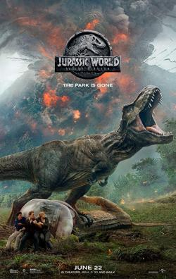 Jurassic World: Fallen Kingdom,侏罗纪世界2,侏罗纪世界:殒落国度(1080P)