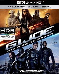 G I. Joe:The Rise of Cobra,[4K电影]特种部队:眼镜蛇的崛起[2160P](蓝光原版)