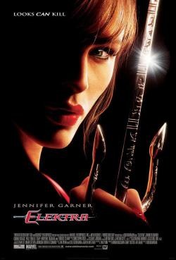 Elektra,艾丽卡,黑天使,伊莱克特拉,幻影杀手,夜来煞(蓝光原版)