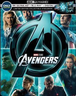 The Avengers,[4K电影]复仇者联盟,复仇者,复联[全景声2160P](蓝光原版)