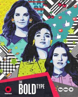 The Bold Type Season S02,美剧《女子无畏》第二季10集全集(1080P)