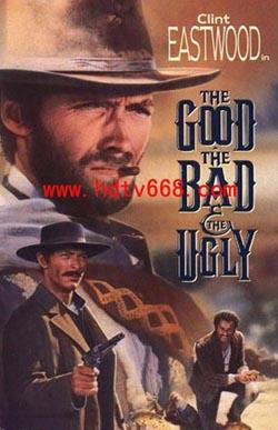The Good The Bad and The Ugly,黄金三镖客
