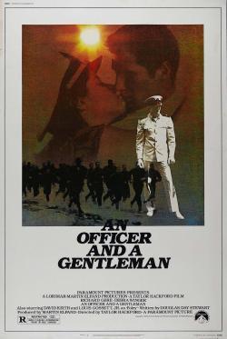 An Officer and a Gentleman,军官与绅士,冲上云霄(1080P)