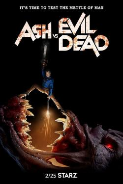 Ash vs Evil Dead Season S03,美剧《鬼玩人》第三季10集全集(720P)