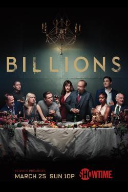 Billions Season S03,美剧《亿万》第三季12集全集(1080P)