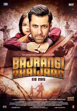 Bajrangi Bhaijaan,猴神老哥,娃娃返乡任务,小萝莉的猴神大叔(蓝光原版)