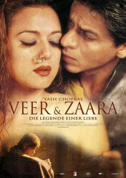 Veer Zaara,爱无国界,维尔和左拉,印度情书 (720P)