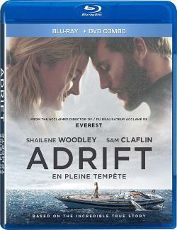 Adrift,惊涛飓浪,漂流,漂流心海(蓝光原版)