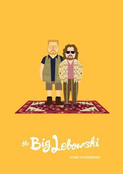 The Big Lebowski,谋杀绿脚趾,大保龄离奇绑架,大人物勒布斯基(蓝光原版)