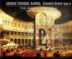 George Frideric Handel Concerti Grossi Opus 6,【SACD-DSD-ISO】《韩德尔的大协奏曲 作品六》(ISO)