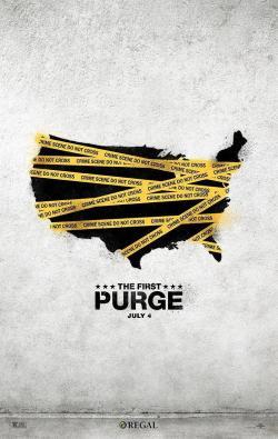 The First Purge,人类清除计划4,杀戮元年(1080P)
