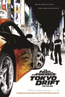 The Fast and the Furious: Tokyo Drift,[4K电影]速度与激情3:东京漂移,玩命关头3:东京甩尾[2160P](蓝光原版)