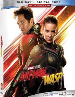 Ant-Man and the Wasp,蚁人2:黄蜂女现身,蚁侠2:黄蜂女现身(蓝光原版)