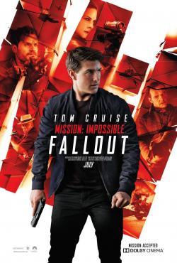 Mission: Impossible - Fallout,碟中谍6:全面瓦解,不可能的任务:全面瓦解[全景声](蓝光原版)