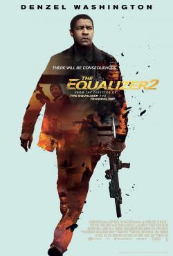 The Equalizer 2,伸冤人2,叛谍裁判2,私刑教育2,制裁特攻(1080P)