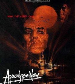 Apocalypse Now,现代启示录,战争启示录,地狱的默示录(蓝光原版)