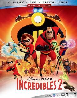 Incredibles 2,超人总动员2,超人家族2,超人特工队2[左右半宽3D](1080P)
