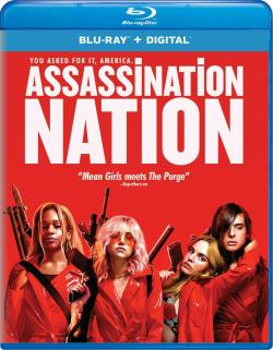 Assassination Nation,暗杀国度(蓝光原版)