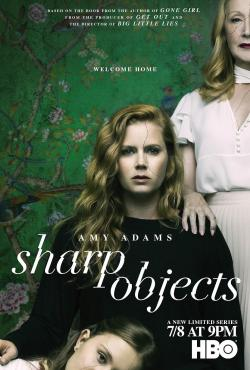 Sharp Objects S01,美剧《利器 》第一季8集全集(1080P)