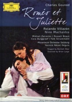Romeo et Juliette,歌剧:罗密欧与朱丽叶(蓝光原版)