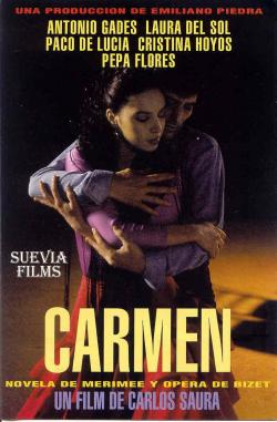 CARMEN,歌剧:卡门(蓝光原版)