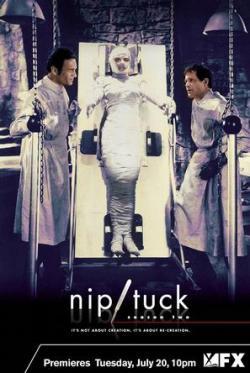 Nip Tuck S04,美剧《整容室》第四季15全集(720P)
