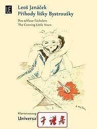 Janacek:The Cunning Little Vixen,雅纳切克歌剧:狡猾的小狐狸(蓝光原版)