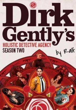 Dirk Gentlys Holistic Detective Agency Season S02,美剧《全能侦探社》第二季10集全集(1080P)