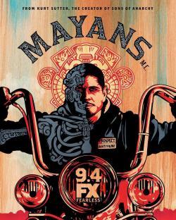 Mayans M C,美剧《玛雅帮》第一季10集全集(1080P)