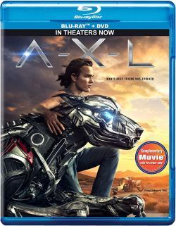 A X L,机器猛犬,机动战犬,机器战犬(蓝光原版)