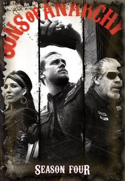 Sons of Anarchy Season 04,美剧《混乱之子》第四季14集全集(720P)