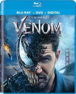 Venom 3D,毒液:致命守护者,毒液,毒魔,猛毒[3D版](蓝光原版)