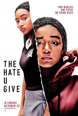 The Hate U Give,你给的仇恨,你的敌意,黑暗中的星光(蓝光原版)