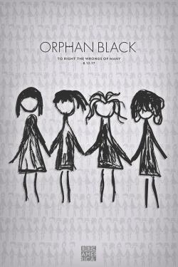 Orphan Black S05,美剧《黑色孤儿》第五季10集全集(720P)